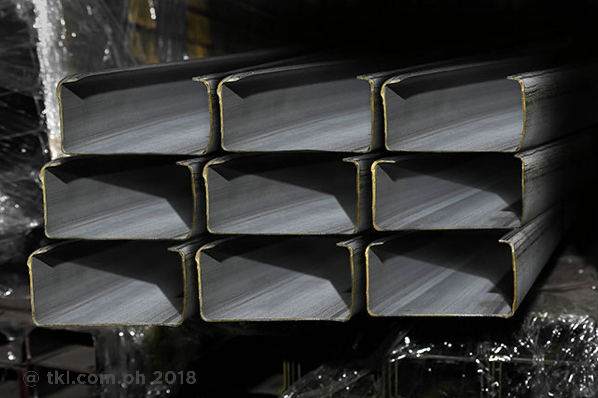 C Purlins Tkl Steel Corp