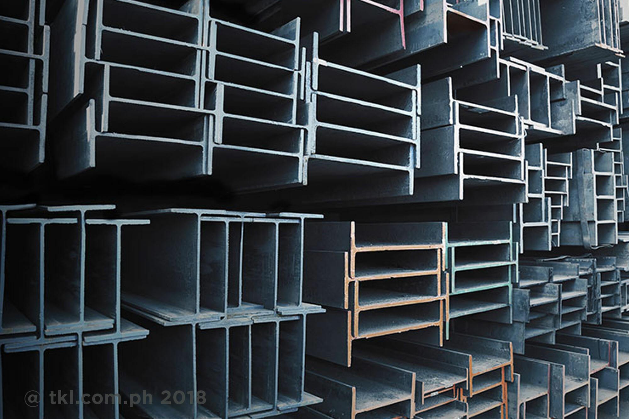 Wide Flange Tkl Steel Corp